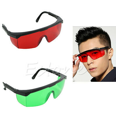 Protective Goggles Safety Glasses Eye Spectacles Green Blue Laser Protection