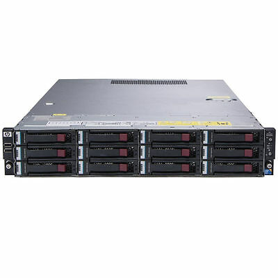 HP ProLiant DL180 G6 2x Quad Core Xeon E5620 48GB RAM 12x 3.5 LFF Bays Configure