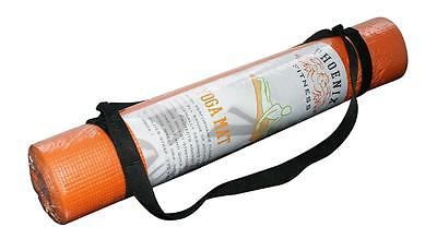 Phoenix Fitness RY923 Lightweight Quick Dry Yoga Mat Case And Shoulder Strap New