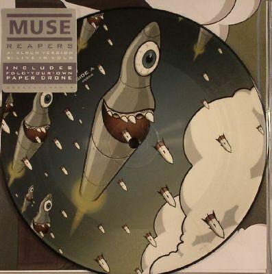 "MUSE - Reapers (Record Store Day 2016) - Vinyl (7"")"