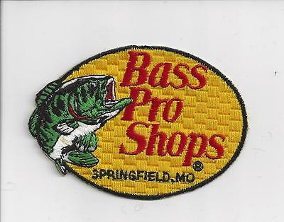 Bass Pro Shops Souvenir Patch - Fishing