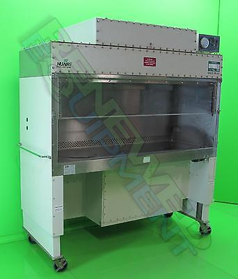 Nuaire NU-602-600 Class II Type A/B3 6' Biological Safety Cabinet Hood #5
