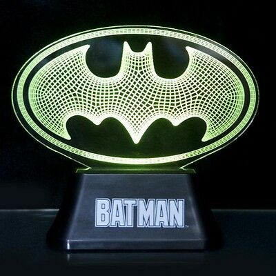 BATMAN ACRYLIC LIGHT Logo**