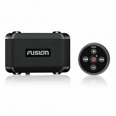 Fusion Black Box Stereo MS-BB100 Marine Black Box with Bluetooth Wired Remote