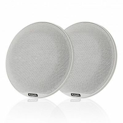 "Fushion SG-F77W Signature Speakes 7.7"" 280 Watt Coaxial White"