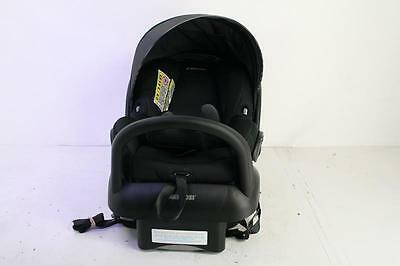 Maxi-Cosi Mico Max 30 Infant Car Seat, Devoted Black, Rear-facing 4-30 Pounds