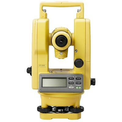 Topcon DT-209 Horizontal and Vertical Weatherproof Digital Theodolite -303216141