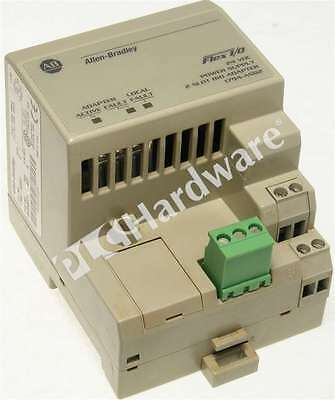 Allen Bradley 1794-ASB2 /C FLEX Remote I/O RIO Adapter 24V DC Power Supply