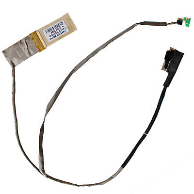 New LCD Cable For HP Pavilion 17-E 720878-001 720667-001 DD0R68LC010 DD0R68LC040