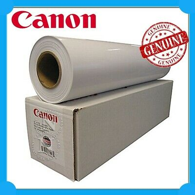 "Canon Genuine A0 Ultra Gloss Single Paper Roll 200GSM 914mmx30m for 36"" Printer"