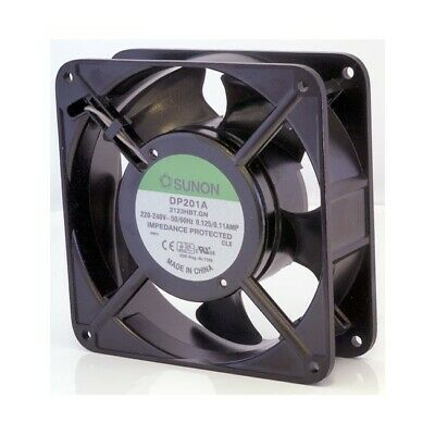 Ozstock Sunon 240V Ac 120Mm Fan Ball Bearing Motor Cooling Fan Ac12038240