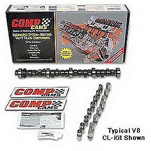 Comp Cams CL11-694-8 Blower & Turbo Mech. Roller Cam and Lifter Kit; Chevy Big