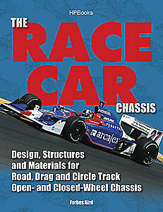 HP Books 1-557-885401 Book: The Race Car Chassis Author: Forbes Aird Pages: 128
