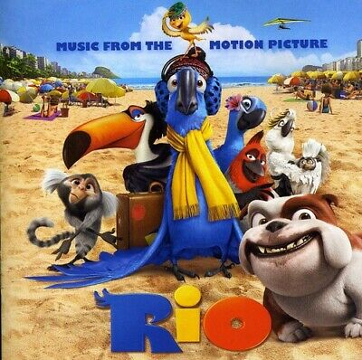 Various Artists - Rio: Music from the Motion Picture (Original Soundtrack) [New