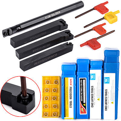 S12M-SCLCR09+SCLCR1212H09+SCLCL1212H09+SCMCN1212H09 Lathe Turning Tools Holder