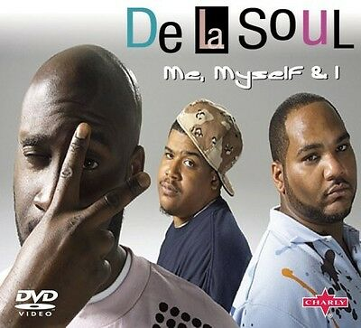 De La Soul - Me Myself & I [New CD] With DVD