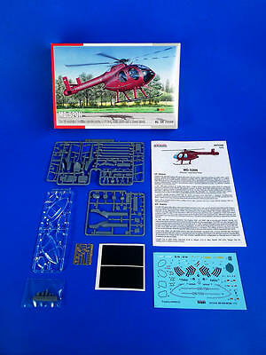 SPECIAL HOBBY 72348 Hughes MD520N Notar Helicopter in 1:72