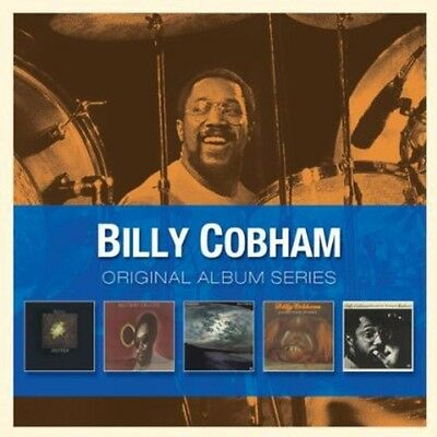 Billy Cobham - Original Album Series [New CD] Holland - Import