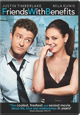 Friends with Benefits (DVD New)