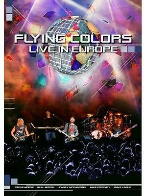 Live In Europe (2013, DVD New)