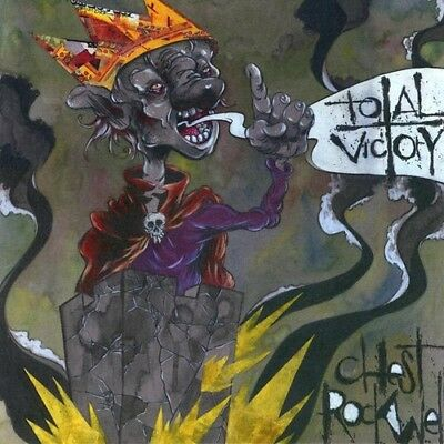 Chest Rockwell - Total Victory [New CD] Duplicated CD