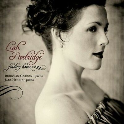 Leah Partridge - Finding Home [New CD]