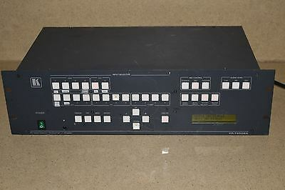 Kramer Digital Presentation Switcher Scaler VP-725DSA 18 Input Stereo HDTV (A1)