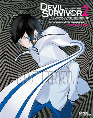 Devil Survivor 2: Complete Collection (2015, Blu-ray New)