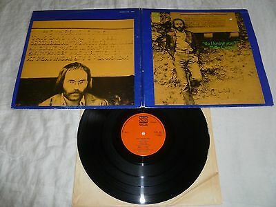 MIKE COOPER-do I know you? '70 UK DAWN LP ORIG..UK PSYCH FOLK SONGWRITER