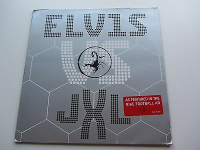 "Elvis Presley 2002 Uk  12"" 45  A Little Less Conversation"