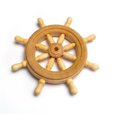 Mantua Models Wooden Ships Wheel 30mm