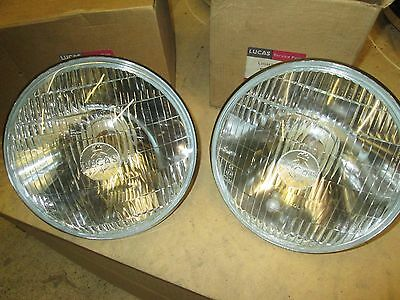 Aec/leyland/erf/foden/scammell/bristol Bus/lucas 700 Insulated Return Headlights