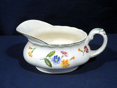 Vintage Grindley China The Primula Gravy Boat Excellent Condition