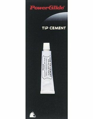 Powerglide Snooker & Pool Accessories Cue Tip Glue Cement