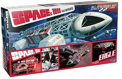 SPACE: 1999 EAGLE TRANSPORTER SPECIAL EDITION 1/48 scale MPC model kit#874