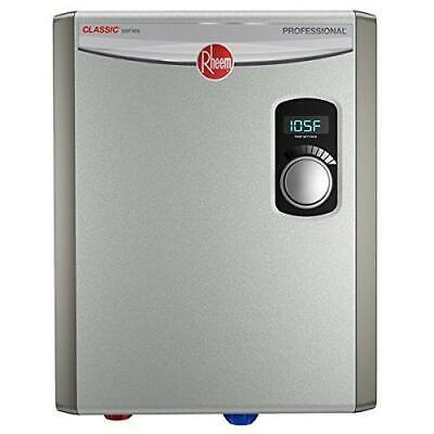 Rheem RTEX-18 240-Volt 2-Chamber 18kW Electric Tankless Water Heater
