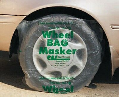 """RBL Products 172 Covers 15"""" Tires (Full Bag Design)"""