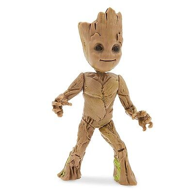 DISNEY Store GUARDIANS of the GALAXY  - BABY GROOT Wind Up Toy Figure