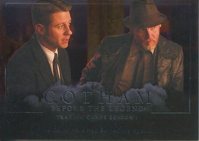 Gotham Season 1 Foil Parallel Base Card #61 We Could Have Had Something Special