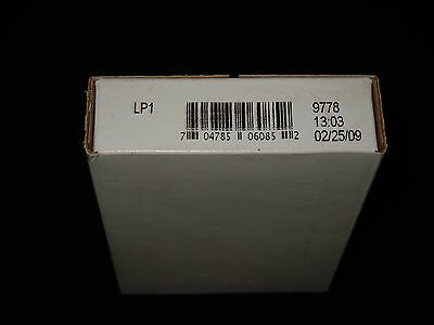 """2009 LP1  Lincoln Cent 2 Roll  SEALED Mint Box Set """"  BIRTHPLACE """"  2/25/09"""