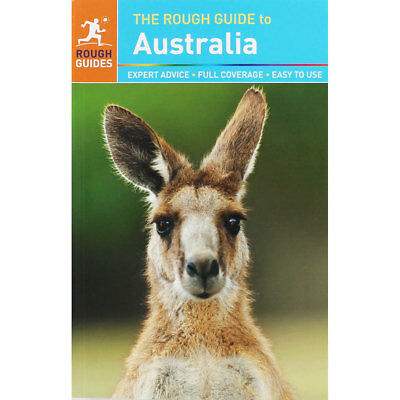 The Rough Guide To Australia by Rough Guide (Paperback), Non Fiction Books, New
