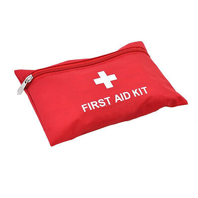 38Pc First Aid Emergency Kit Tool Car Home Medical Camping Office Travel Sales