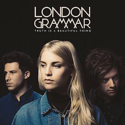 LONDON GRAMMAR 'TRUTH IS A BEAUTIFUL THING' Heavyweight VINYL LP (2017)