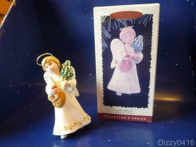 Hallmark Ornament 1996 Christkindl - Christmas Visitors #2 in Series 05631 (131)