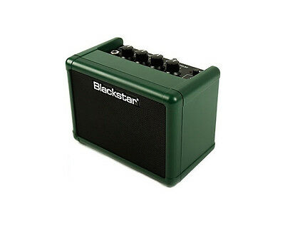 Blackstar Fly 3 Green Limited Edition Mini Amp