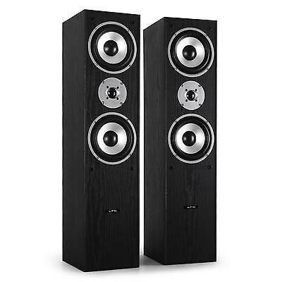 Altavoces Home Cinema Monitores Torre Speakers 3 Vias 90Cm Bass Reflex 180W Rms