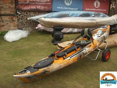 Trident 11 Angler Ocean Kayak Sit on Top Kajak Angelkajak Anglerkajak Angelboot