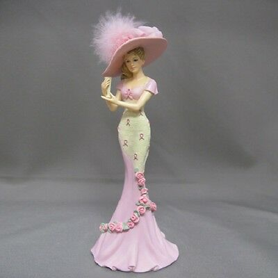 A Toast to Peace and Prosperity Lady Figurine - Elegant Moments of Hope BCA