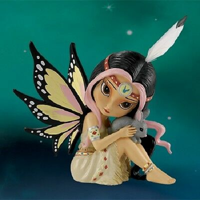 Silverfoot  Spirit of Swiftness Fairy - Spirit Maidens -Jasmine Becket Griffith