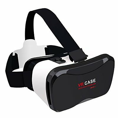 Ryham VR Case 5Plus 3d Video Game VR Virtual Reality Glasses Case Headset for 3d